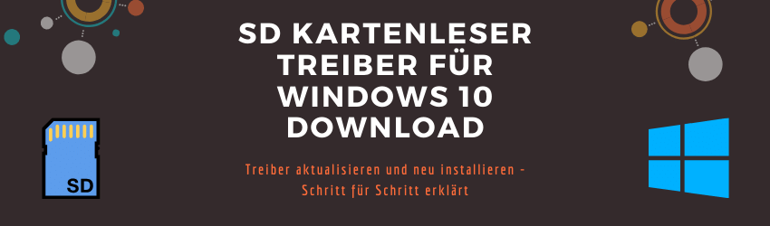 SD Kartenleser Treiber für Windows 10 Download