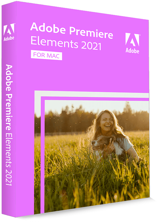Adobe Premiere Elements 2020 für Mac