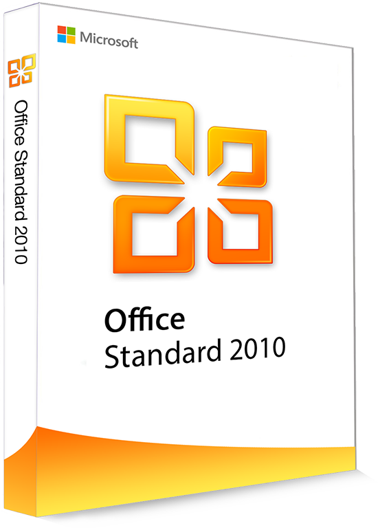 Microsoft Office 2010 Standard 32/64 Bit (Home & Business) - Produktschlüssel (Key)