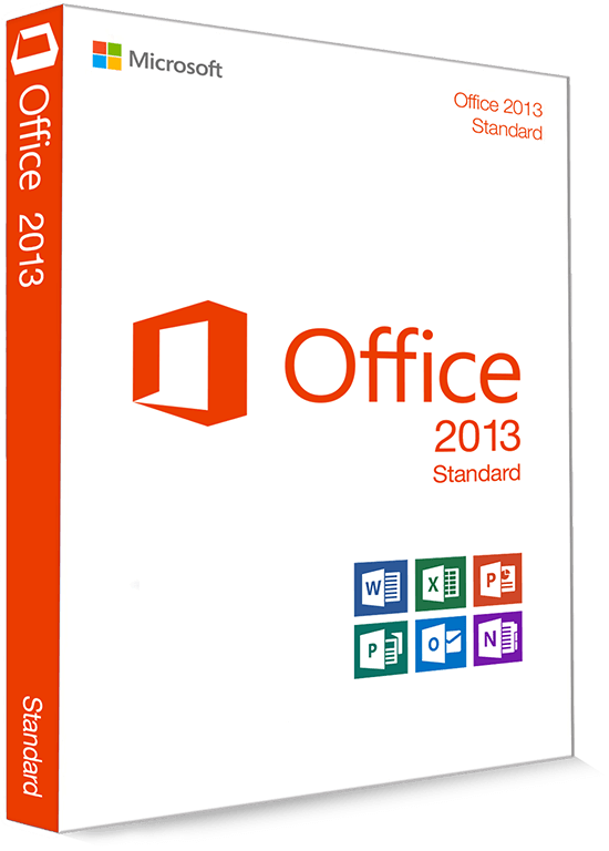 Microsoft Office 2013 Standard 32/64 Bit (Home & Business) - Produktschlüssel (Key)