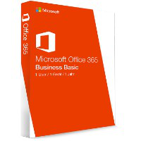 Microsoft 365 Business Basic 32/64 Bit - Produktschlüssel (Key)