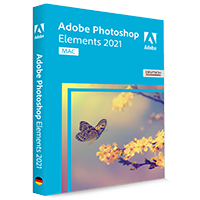 Adobe Photoshop Elements 2021 für Mac