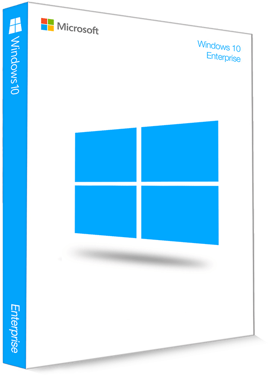 Microsoft Windows 10 Enterprise 32/64 Bit - Produktschlüssel (Key)